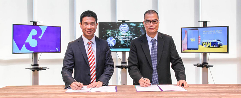 Y3 Technologies Launches New Corporate HQ in Supply Chain City® and
