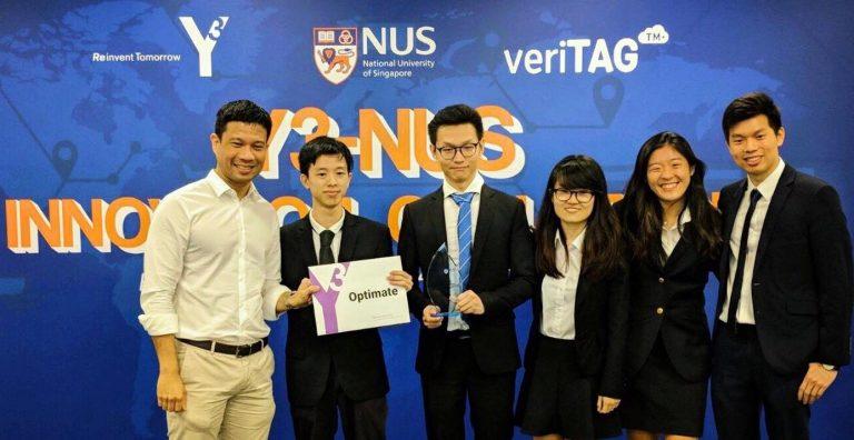 Y3科技挑战新加坡国立大学生,共创下一代跨境贸易解决方案